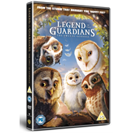 Produktbilde for Legend Of The Guardians - The Owls Of Ga'hoole (UK-import) (DVD)