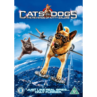 Produktbilde for Cats And Dogs: The Revenge Of Kitty Galore (UK-import) (DVD)