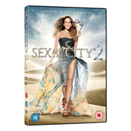 Produktbilde for Sex And The City 2 (UK-import) (DVD)