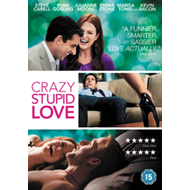 Produktbilde for Crazy, Stupid, Love (UK-import) (DVD)