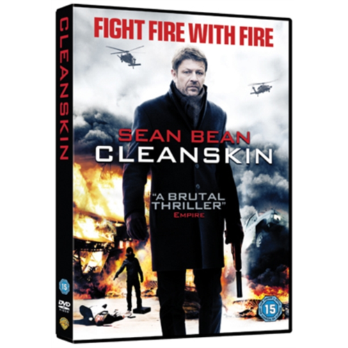Cleanskin (UK-import) (DVD)