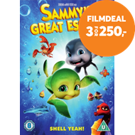 Produktbilde for Sammy's Great Escape (UK-import) (DVD)