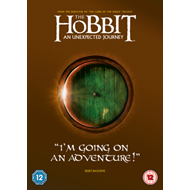 Produktbilde for The Hobbit: An Unexpected Journey (UK-import) (DVD)