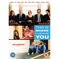 Produktbilde for This Is Where I Leave You (UK-import) (DVD)