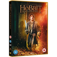 Produktbilde for The Hobbit: The Desolation of Smaug (UK-import) (DVD)