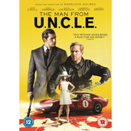 Produktbilde for Man From U.N.C.L.E. (UK-import) (DVD)