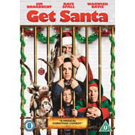 Produktbilde for Get Santa (UK-import) (DVD)