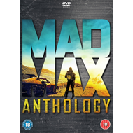 Mad Max Anthology (UK-import) (DVD)