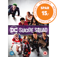 Produktbilde for Suicide Squad (UK-import) (DVD)