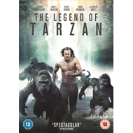 Produktbilde for The Legend of Tarzan (UK-import) (DVD)