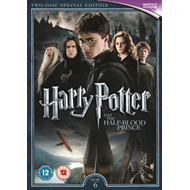 Produktbilde for Harry Potter And The Half-Blood Prince (UK-import) (DVD)