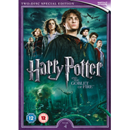 Harry Potter And The Goblet Of Fire (UK-import) (DVD)