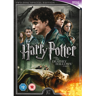 Harry Potter And The Deathly Hallows: Part 2 (UK-import) (DVD)