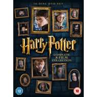 Produktbilde for Harry Potter: The Complete 8-Film Collection (UK-import) (DVD)