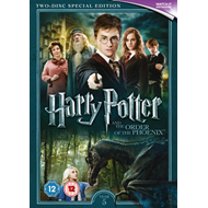 Produktbilde for Harry Potter And The Order Of The Phoenix (UK-import) (DVD)