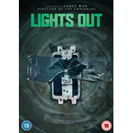 Produktbilde for Lights Out (UK-import) (DVD)