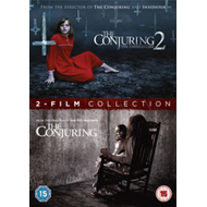 Produktbilde for The Conjuring/The Conjuring 2 - The Enfield Case (UK-import) (DVD)