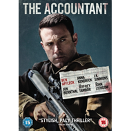 Produktbilde for The Accountant (UK-import) (DVD)