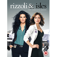 Rizzoli & Isles: The Complete Series (UK-import) (DVD)