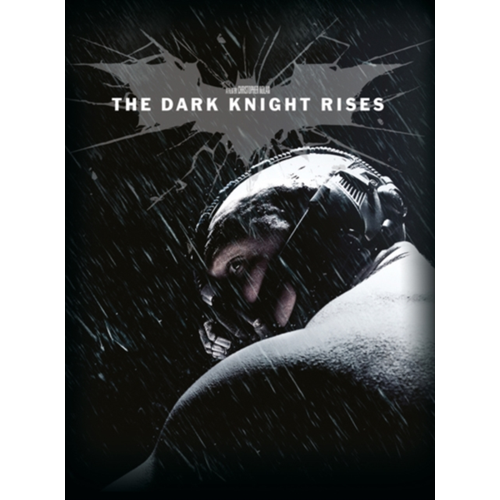 Dark Knight Rises (UK-import) (4K Ultra HD + Blu-ray)