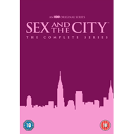 Sex And The City: The Complete Series (UK-import) (DVD)