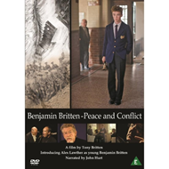 Produktbilde for Benjamin Britten: Peace And Conflict (UK-import) (DVD)