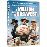 Produktbilde for A Million Ways to Die in the West (UK-import) (DVD)