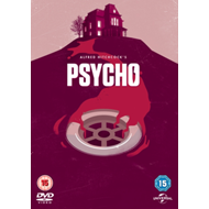 Psycho (UK-import) (DVD)