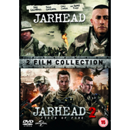 Jarhead/Jarhead 2 - Field Of Fire (UK-import) (DVD)
