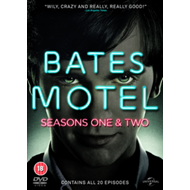 Produktbilde for Bates Motel: Seasons One & Two (UK-import) (DVD)
