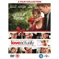 Produktbilde for About Time/Love Actually (UK-import) (DVD)