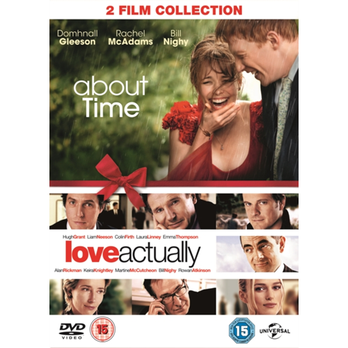 About Time/Love Actually (UK-import) (DVD)