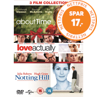 About Time/Love Actually/Notting Hill (UK-import) (DVD)