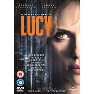 Lucy (UK-import) (DVD)