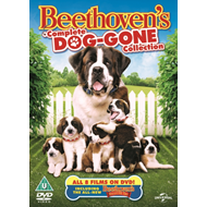 Produktbilde for Beethoven's Complete Dog-Gone Collection (UK-import) (DVD)