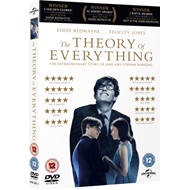 Produktbilde for The Theory of Everything (UK-import) (DVD)
