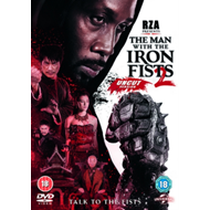 Man With The Iron Fists 2 - Uncut (UK-import) (DVD)