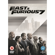 Fast & Furious 7 (UK-import) (DVD)