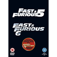 Produktbilde for Fast & Furious 1-6/Fast & Furious 7 Sneak Peek (UK-import) (DVD)