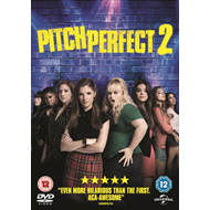 Produktbilde for Pitch Perfect 2 (UK-import) (DVD)