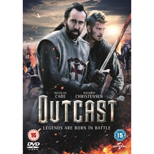 Outcast (UK-import) (DVD)