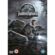 Jurassic World (UK-import) (DVD)