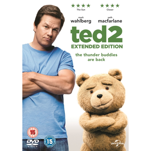 Ted 2 - Extended Edition (UK-import) (DVD)