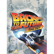 Produktbilde for Back To The Future Trilogy (UK-import) (DVD)