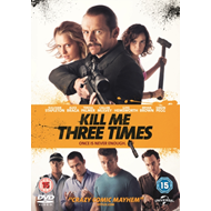 Kill Me Three Times (UK-import) (DVD)