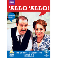 'allo 'allo: The Complete Series 1-9 (UK-import) (DVD)