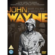 Produktbilde for John Wayne: War Films And Westerns (UK-import) (DVD)