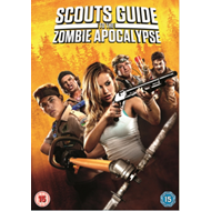 Produktbilde for Scouts Guide To The Zombie Apocalypse (UK-import) (DVD)
