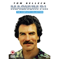 Magnum P.I.: The Complete Collection (UK-import) (DVD)