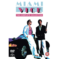 Miami Vice: The Complete Collection (UK-import) (DVD)